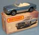 Matchbox Mercedes-Benz 350SL - Superfast 6f (blue body)