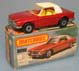 Matchbox Mercedes-Benz 350SL (1973) - Superfast 6F - red