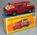 Matchbox Freeman Inter-City Commuter (1970) - Superfast 22E - no label