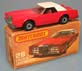 Matchbox Lincoln Continental (1979) - Superfast 28G