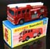 Matchbox Merryweather Fire Engine - Superfast  35D