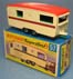 Matchbox Eccles Caravan Trailer (1970) - Superfast 57E