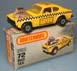 Matchbox Maxi Taxi  (1982) - Superfast 72G (L) US Edition
